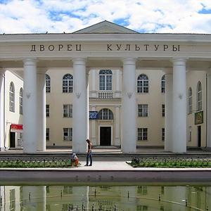 Дворцы и дома культуры Ершичей