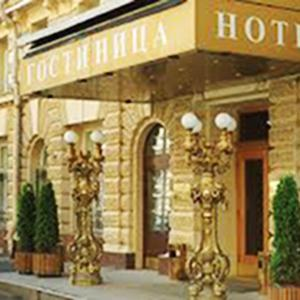 Гостиницы Ершичей