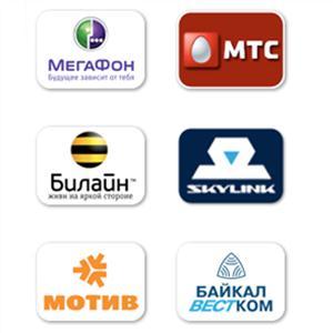 Операторы сотовой связи Ершичей