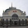 Железнодорожные вокзалы в Ершичах