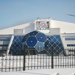 Спортивные комплексы Ершичей