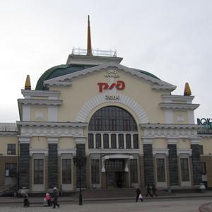 Железнодорожные вокзалы Ершичей